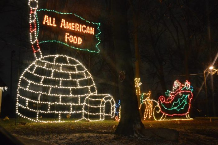 See 9 Of The Best Christmas Light Displays In Indiana On This Road ...
