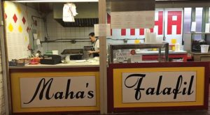 This Tiny Shop In Cleveland Serves Falafel To Die For
