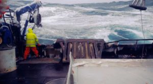 Of Course The World's Most Dangerous Job Is One Found Here In Alaska