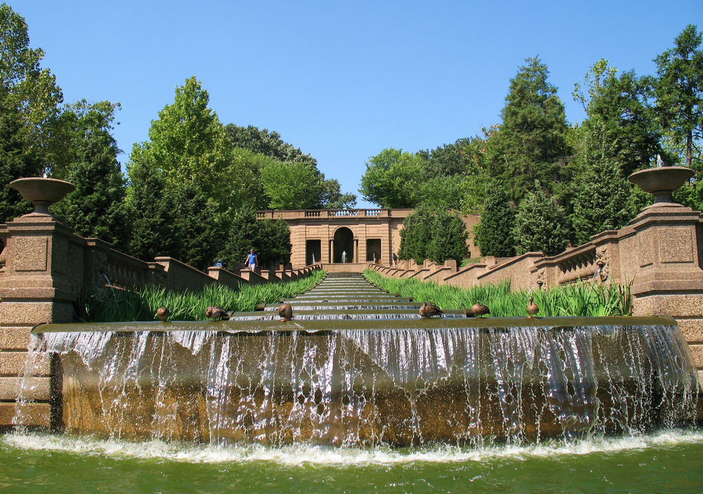 Meridian Hill Park Is The Most Enchanting Place In