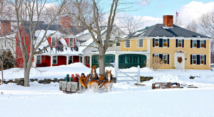 11 Majestic Spots In Massachusetts That Will Make You Feel Like You're At The North Pole