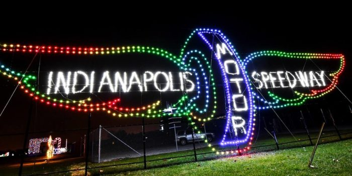 indianapolis motor speedwayfacebook - Christmas Lights Indianapolis
