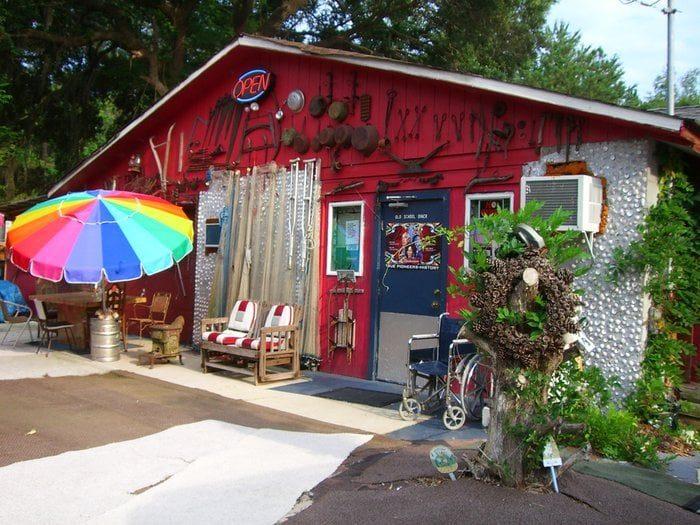 Blue Goose Cafe St Marys Ga