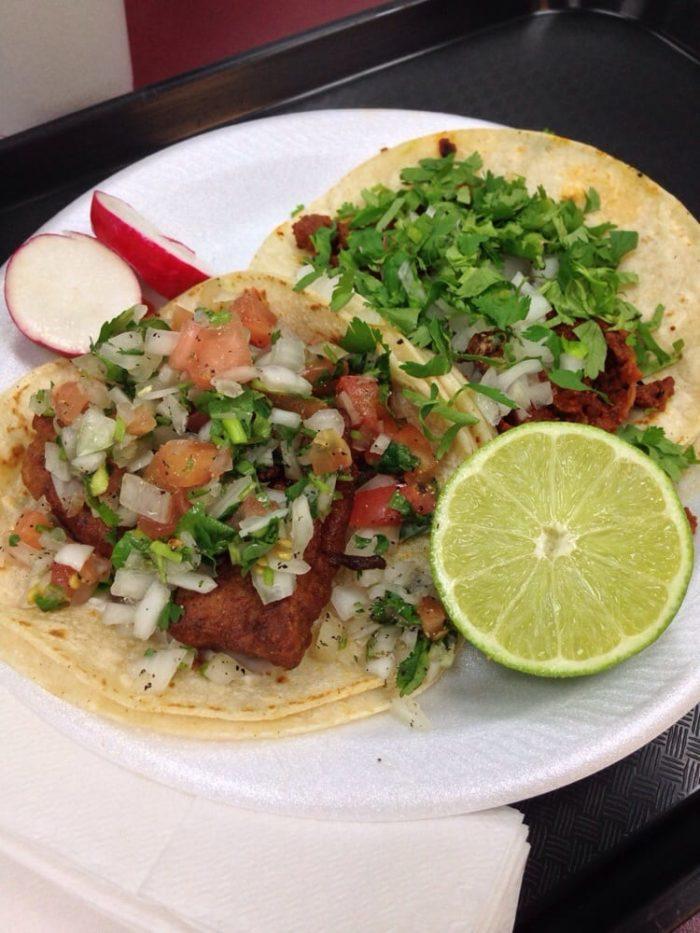 Mexican Food In Arlington Virginia