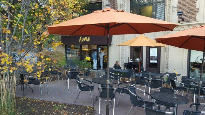 Under the Radar Luna Bakery Cafe