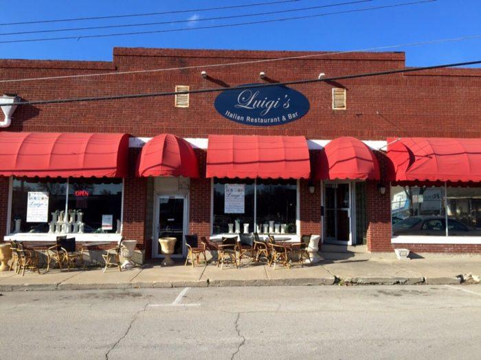 Best Lunch Restaurants Columbia Mo