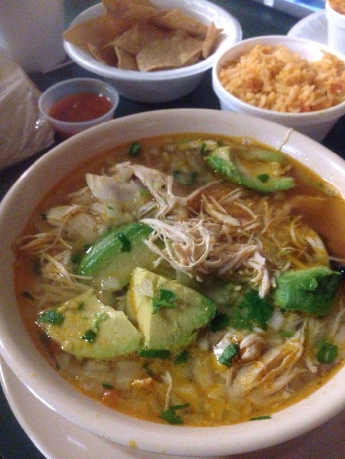 Best Mexican Food In Escondido Ca