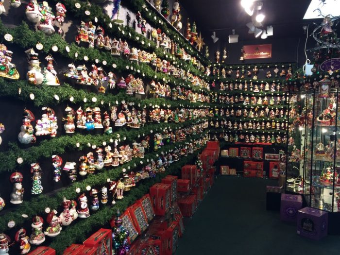 the christmas store in southern california thats simply magical