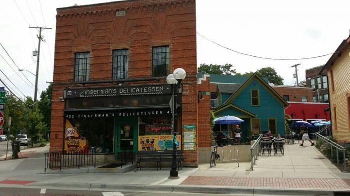 Ann Arbor Mexican Restaurants Main St