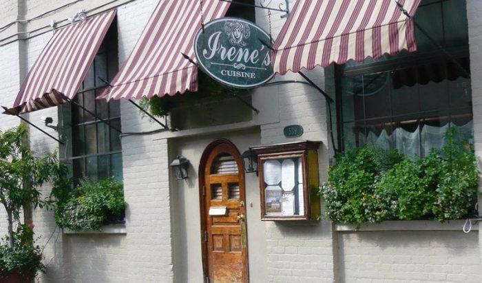 Italian Restaurants St Charles Ave New Orleans