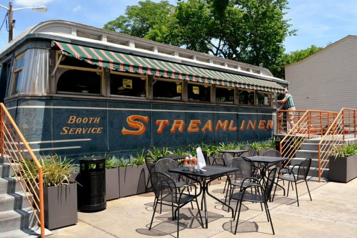 Ball Joint Car >> The Train-Themed Restaurant in Georgia Will Make You Feel ...