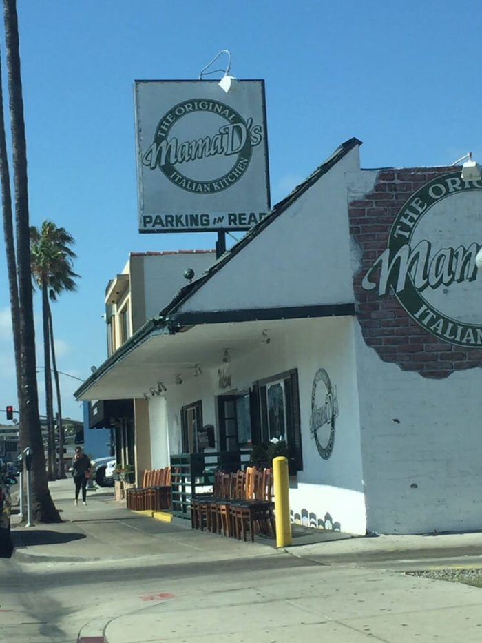 The Original Mama D S Italian Kitchen Newport Beach