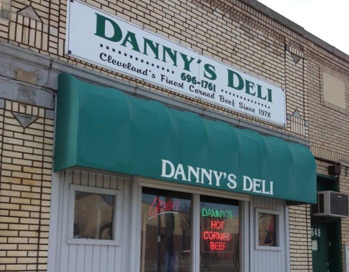 Under the Radar Danny's Deli
