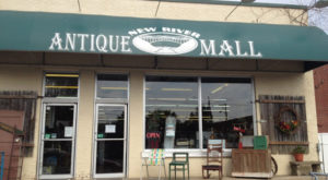 3. New River Antique Mall
