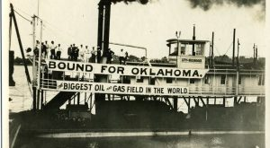These 24 Rare Photos Show Oklahoma's Oil History Like Never Before