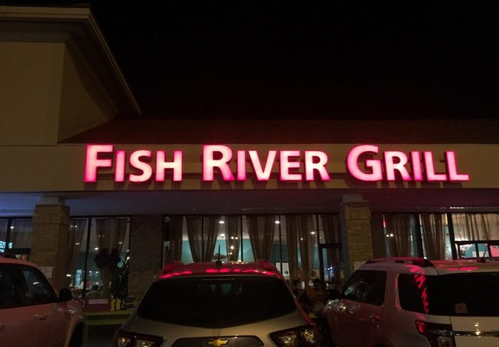 10 best po 39 boy restaurants in alabama for Fish river grill gulf shores