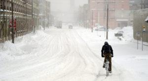 Polar Vortex Headed For Wisconsin: Arctic Temps And Major Snowfall Expected