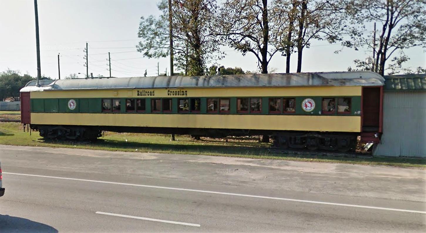 Railroad Crossing Barbeque The Fun Train Themed