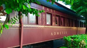 The Rail Car Restaurant That Offers A Truly Memorable New Jersey Dining Experience