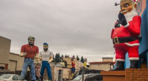 9 Bizarre Roadside Attractions Around San Francisco That Will Make You Do A Double Take
