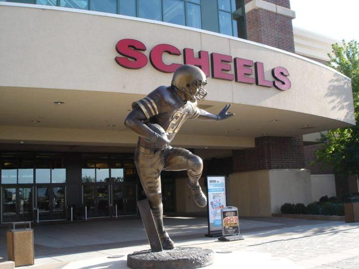 Scheels Sparks