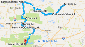 11 Unforgettable Road Trips To Take In Arkansas Before You Die