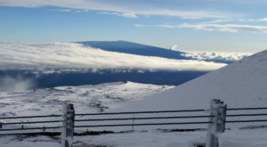 Winter Storm Warning In Effect For Hawaii, Two Feet Of Snow Possible In Some Areas