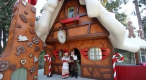 The Magical Christmas Attraction Everyone In Southern California Needs To Visit