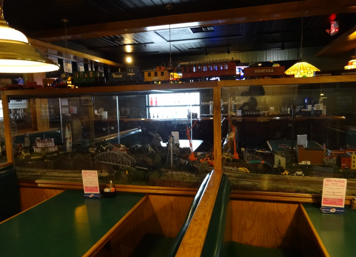 Train Themed Restaurant Nj