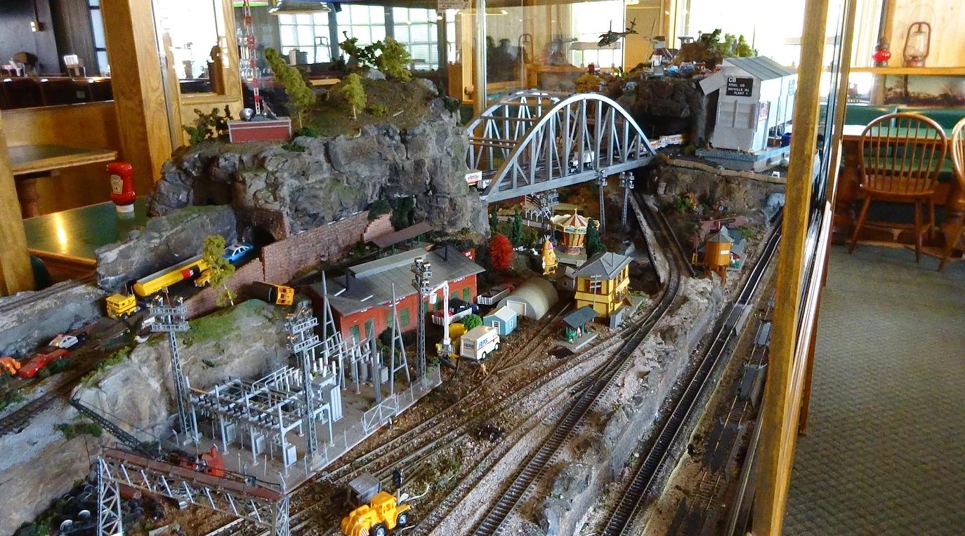 Train Themed Restaurants Nj