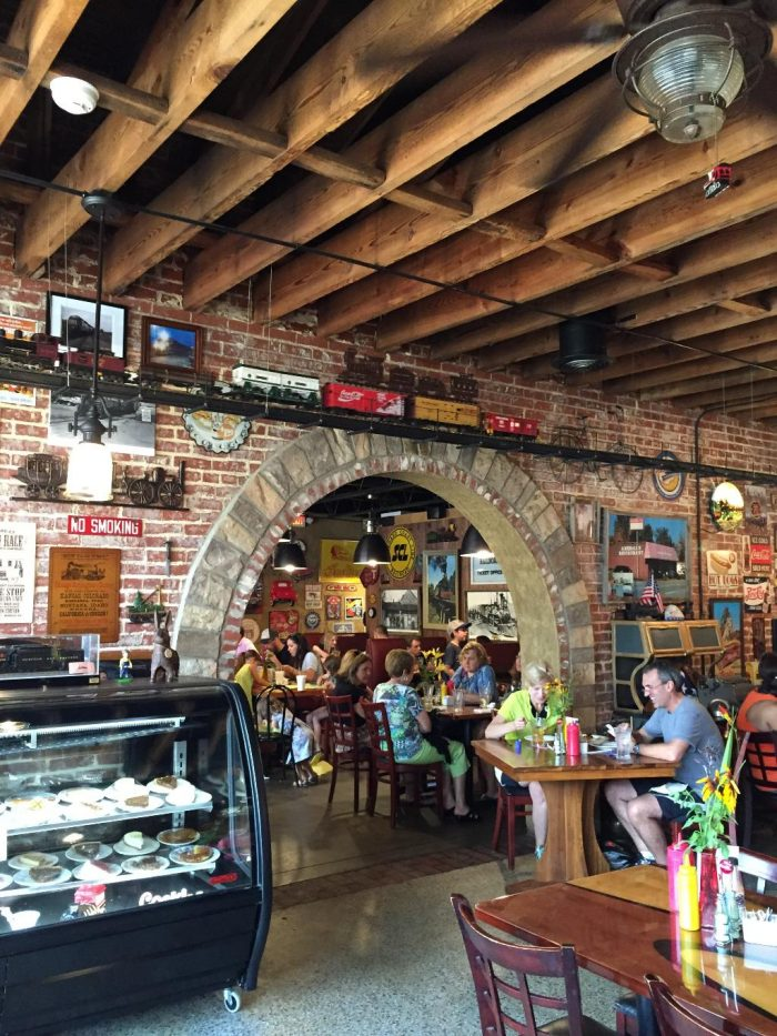 Whistle Stop Cafe In South Carolina Will Make You Feel