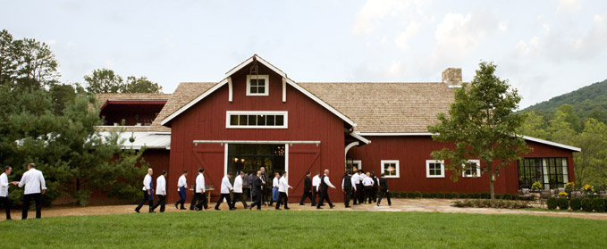 The Barn At Blackberry Farm In Tennessee That Was Named