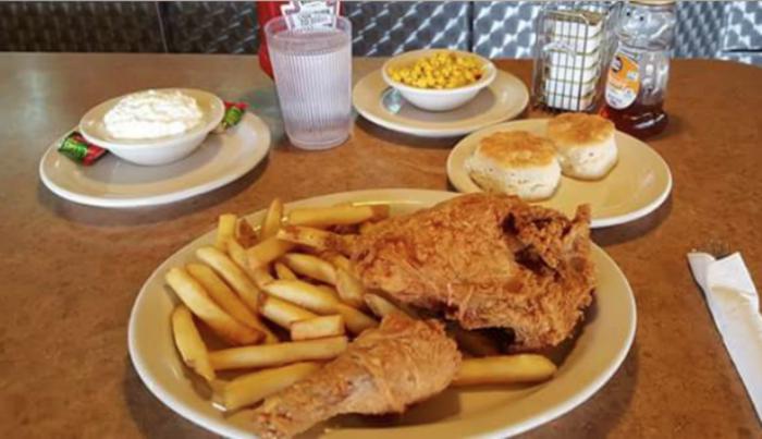 Chicken Restaurant Grand Island Nebraska