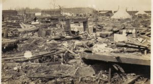 A Terrifying, Deadly Storm Struck Illinois In 1925 And No One Saw It Coming