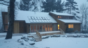 The Remote Cabin In New Jersey That Will Take You A Million Miles Away From It All