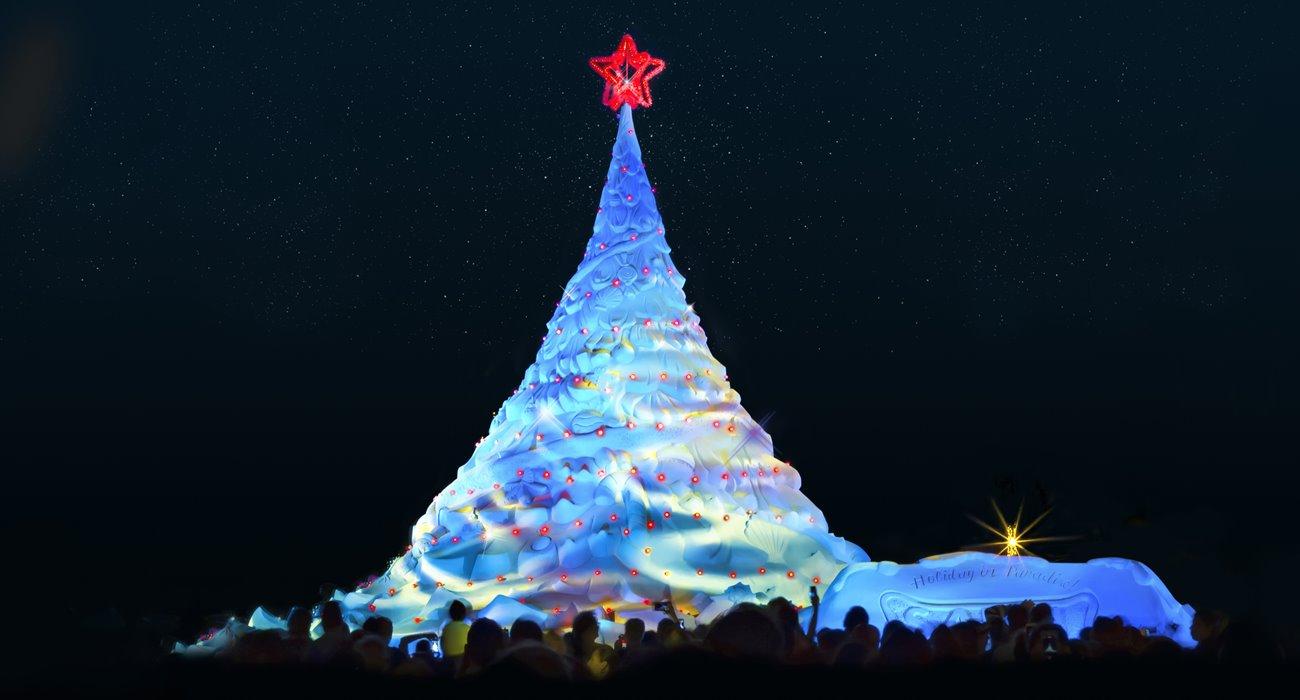 Christmas Tree Lighting Boston