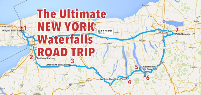 11 Unforgettable Road Trips To Take In New York Before You Die