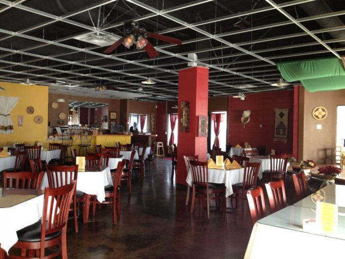 Zagol Ethiopian Restaurant, Reno