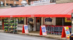 You'll Never Forget A Trip To This One Of A Kind Fish Market In Pennsylvania