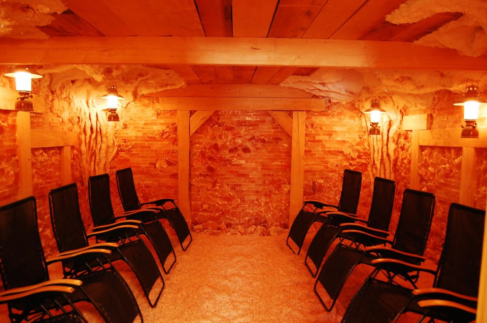 These Six Salt Caves In Pennsylvania Will Completely Relax You