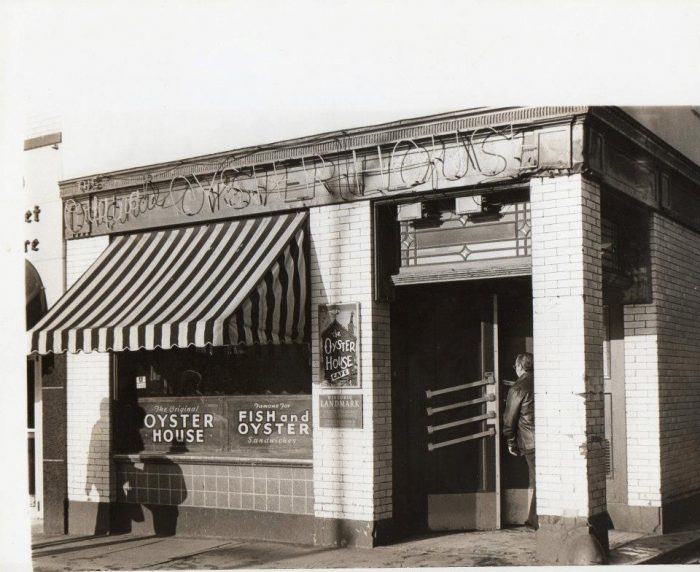 The Original Oyster House Pittsburgh 20 Market Square Pa 15222
