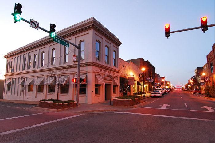 Downtown Jonesboro Restaurants