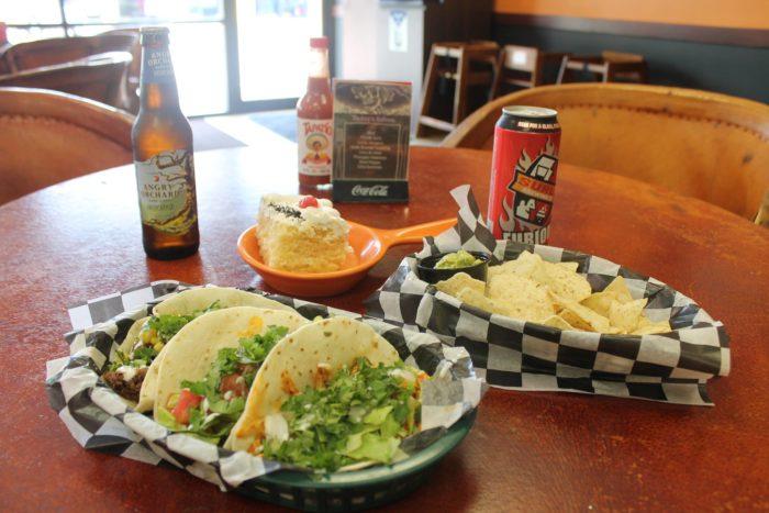 Bills Mexican Food Cwntral