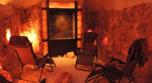 The Incredible Salt Cave In New York That Completely Relaxes You