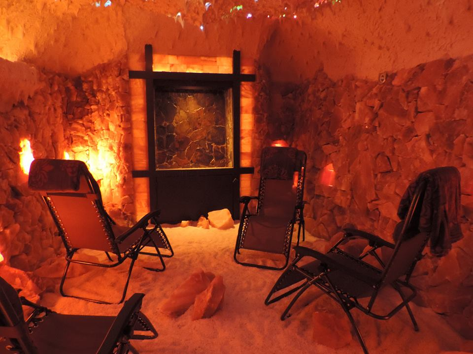 Ellicottville S Salt Cave In New York Will Completely