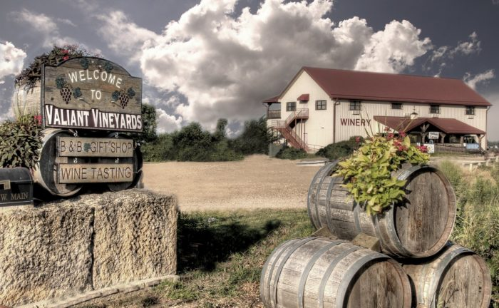 Winery Bed And Breakfast Vermillion Sd