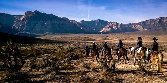 Cowboy Trail Rides (Las Vegas)