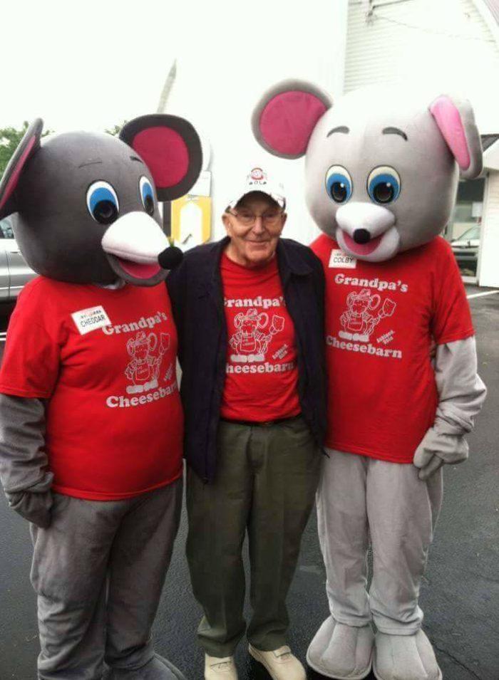 Grandpa S Cheesebarn In Ashland Ohio