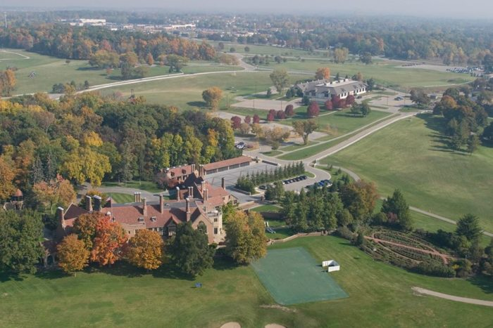 Meadow Brook Hall In Detroit Is Incredibly Unique
