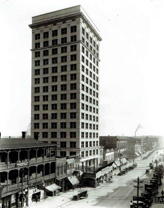 Used Cars Greenville Sc >> Greenville South Carolina Looked Completely Different In The Early 1900s